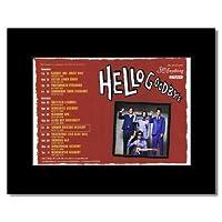 HELLO GOODBYE - UK Tour 2007 Mini Poster - 21x13.5cm
