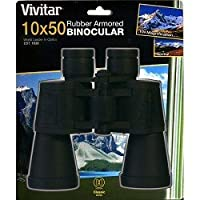 Vivitar CS1050 10 x 50 Binocular (Black) by Vivitar