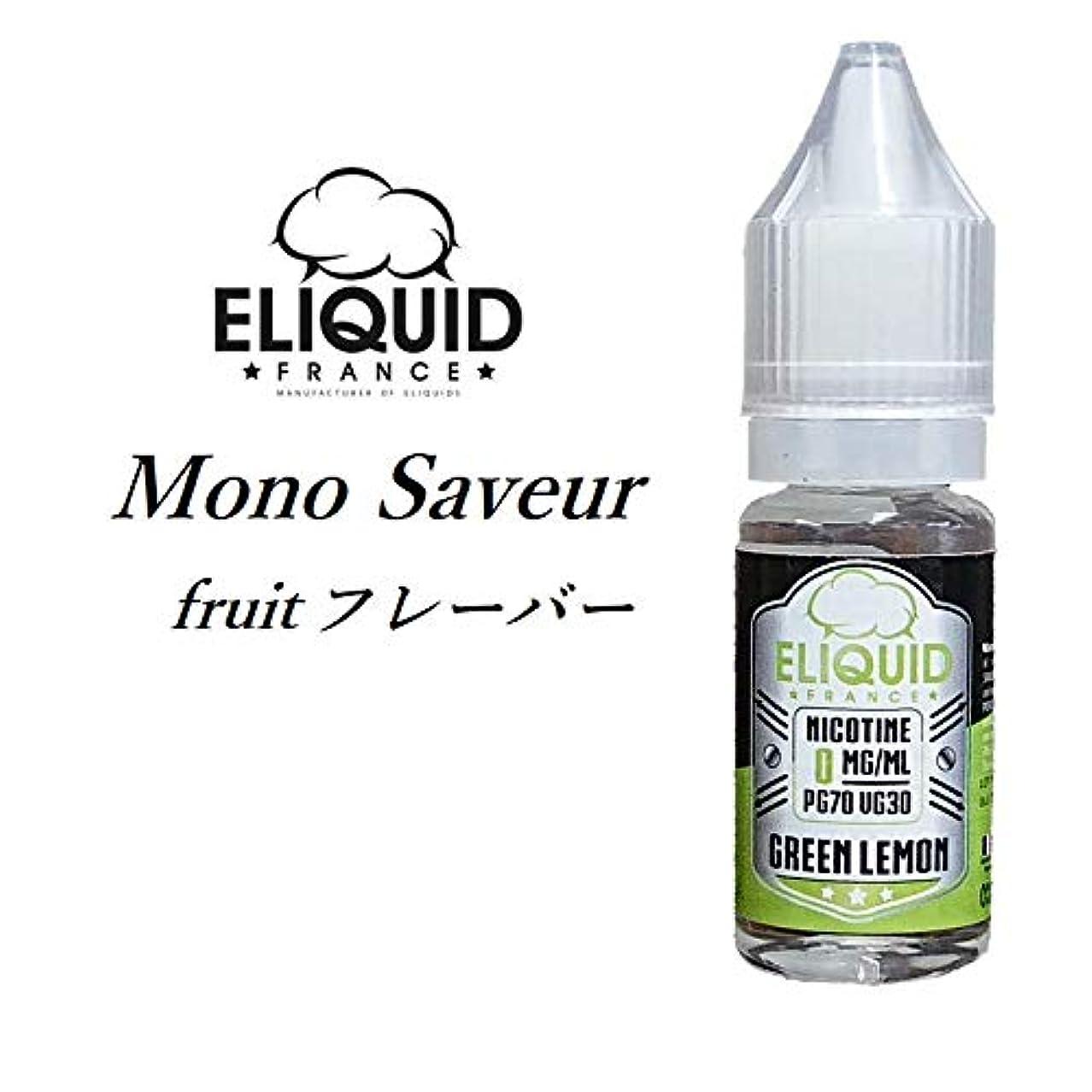 留め金バンケット変換するEliquid France Mono-saveur フルーツ系リキッド (STRAWBERRY いちご, 10ml)