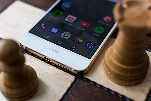 SIMFREE P10 lite WAS-LX2J 白    Pearl White  UQmobile版 Huawei スマートフォン