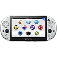 PlayStation Vita Wi-Fiモデル シルバー (PCH-2000ZA25)