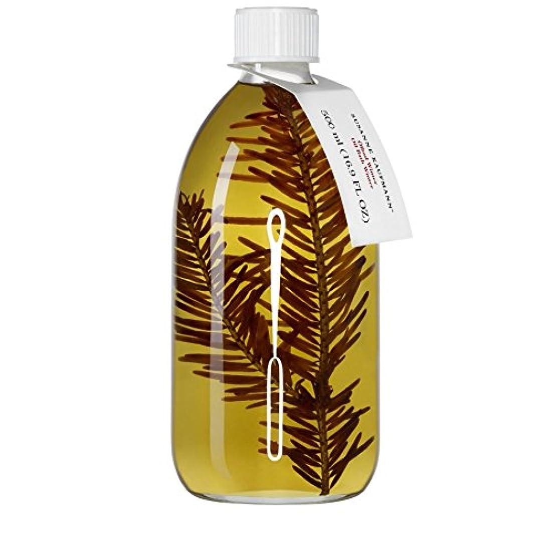 ツールポジション神のSusanne Kaufmann Oil Bath Winter 500ml - スザンヌカウフマン油浴冬の500ミリリットル [並行輸入品]