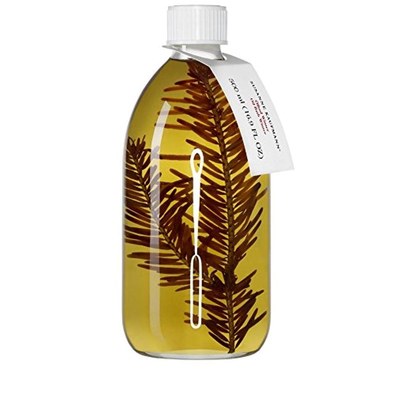 日光錫推論Susanne Kaufmann Oil Bath Winter 500ml - スザンヌカウフマン油浴冬の500ミリリットル [並行輸入品]