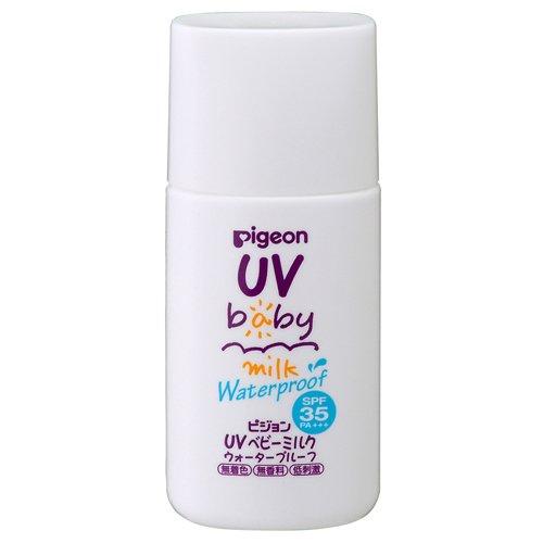 Pigeon UV baby milk waterproof SPF35 PA 30g 0 months 52192 ...