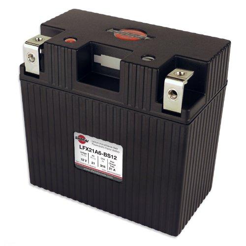 SHORAI LFX バッテリー LFX21A6-BS12