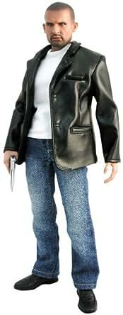 ムービー・マスターピース  - 1/6 Scale Fully Poseable Figure: Prison Break - Lincoln Burrows (Leather Jacket Ver.)
