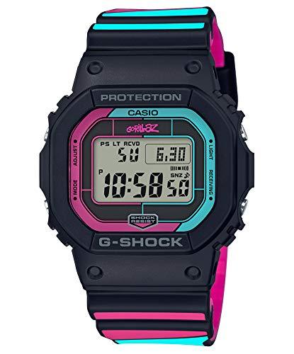 [カシオ] 腕時計 ジーショック GORILLAZコラボレーション GW-B5600GZ-1JR メンズ