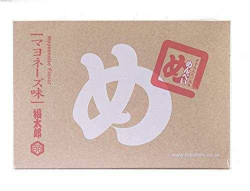 【 山口油屋福太郎 】 めんべい マヨネーズ 小 2枚×8袋 / 福岡 土産 ×3個