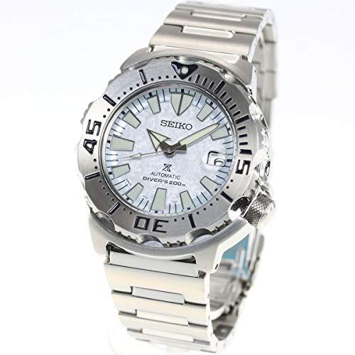 [セイコー]SEIKO プロスペックス PROSPEX ネット流通限定モデル ダイバースキューバ メカニカル 自動巻き 腕時計 メンズ モンスター MONSTER SBDC073