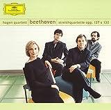 ベートーヴェン:弦楽四重奏曲第12番・第15番 (SHM-CD)