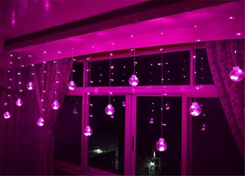 星型/球型LEDイルミネーションライト 柔らかい雰囲気 8種...