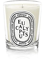 Diptyque Candle Eucalyptus 190g (Pack of 6) - Diptyqueキャンドルユーカリ190グラム (x6) [並行輸入品]