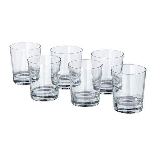 IKEA Godis グラス 6個セット