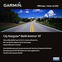 GARMIN(ガーミン) マップソース シティナビゲータ ノースアメリカ 2011 SD/micoSD 【並行輸入品】