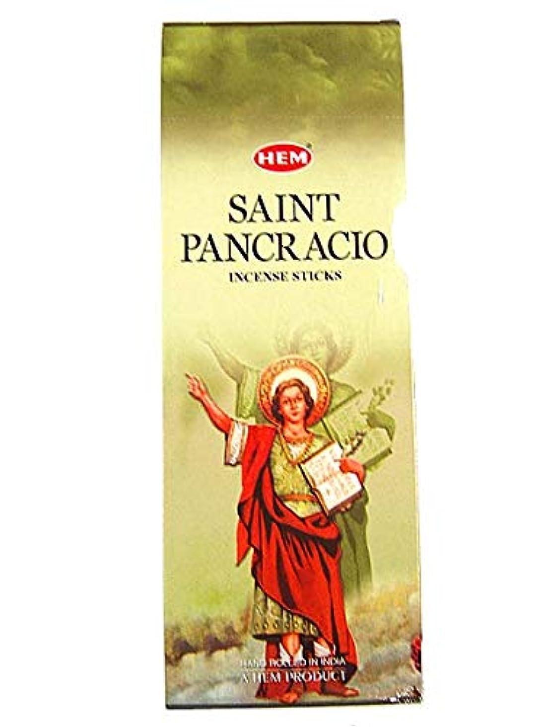 ストライド悪行ドナウ川Hemお香San Pancracio Bulk 6 x 20スティック= 120 Sticks Wicca