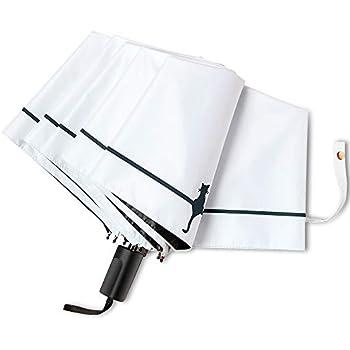 4fc6d30d9683 折りたたみ傘 YONiMO レディース傘 耐風撥水 晴雨兼用 完全遮光 UVカット99% 頑丈な8本骨 高強度 軽量 携帯便利 折り畳み傘