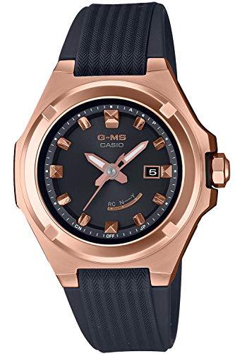 [カシオ] 腕時計 ベビージー G-MS 電波ソーラー MSG-W300G-1AJF レディース