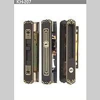 交換 取替え用引違錠 (朝日工業 Kシリーズ) KH-207