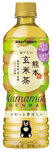 フード&ビバレッジ 熊本おいしい玄米茶 525ml