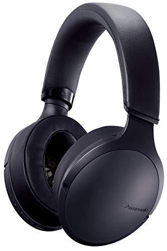 パナソニック 密閉型ヘッドホン ワイヤレス ハイレゾ音源対応 Bluetooth対応 ブラック RP-HD300B-K
