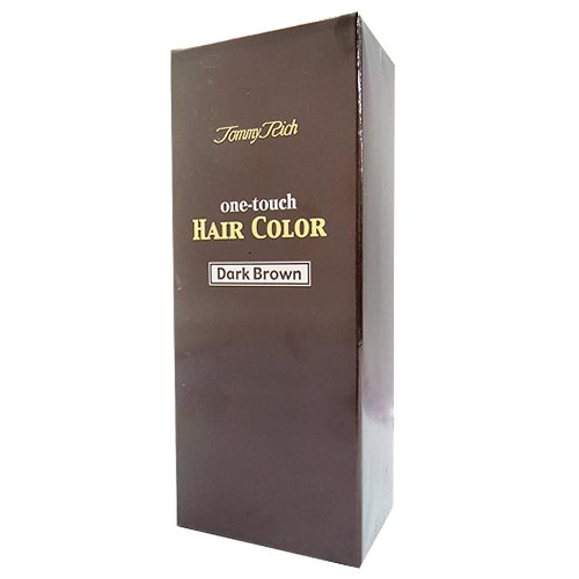 ラバループ毎年トミーリッチ ワンタッチヘアカラー(白髪染め) DBR?ダークブラウン