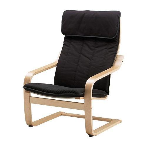 IKEA POÄNG(ポエング) ブラック