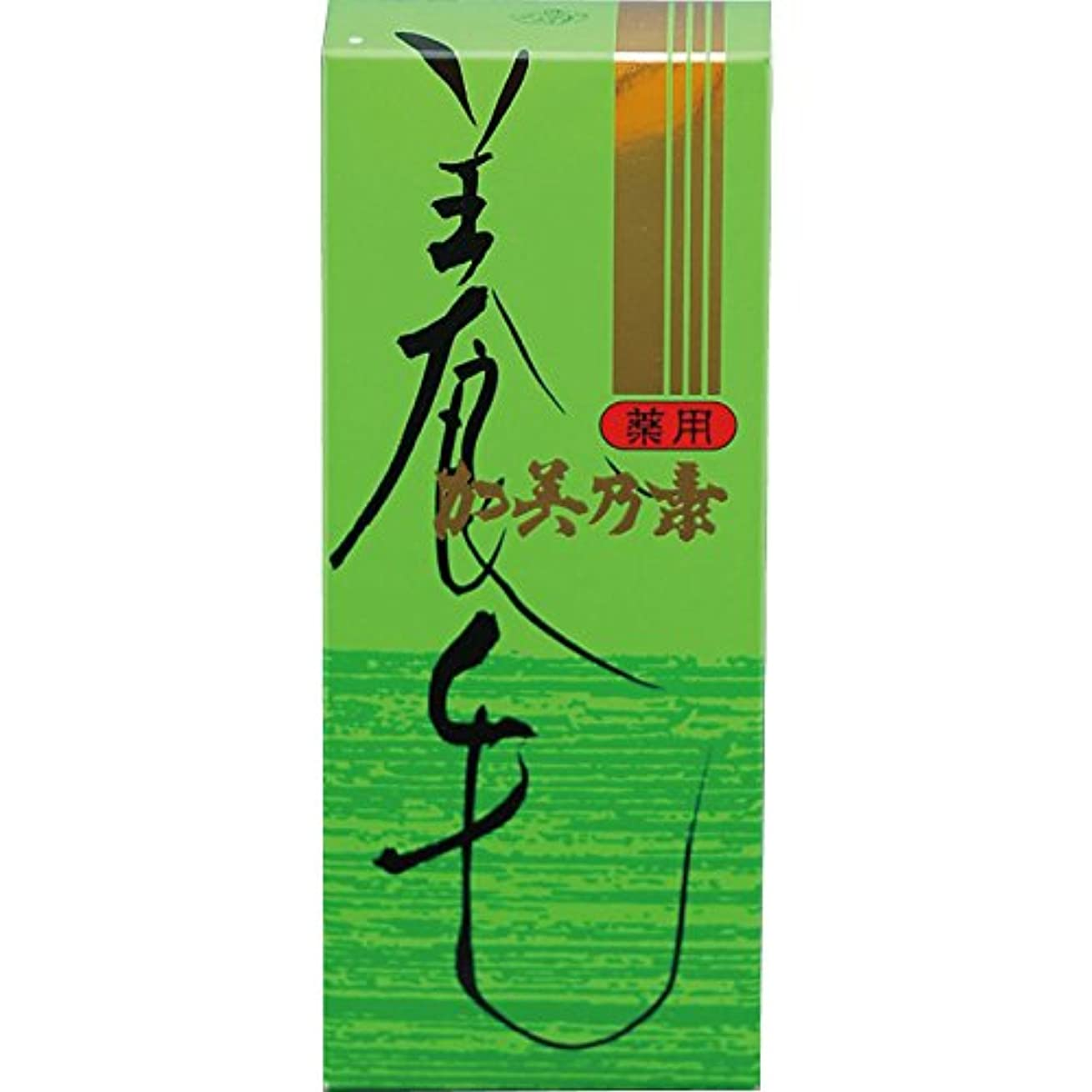 断線三角更新する薬用加美乃素 グリーンフローラルの香り 180mL 【医薬部外品】