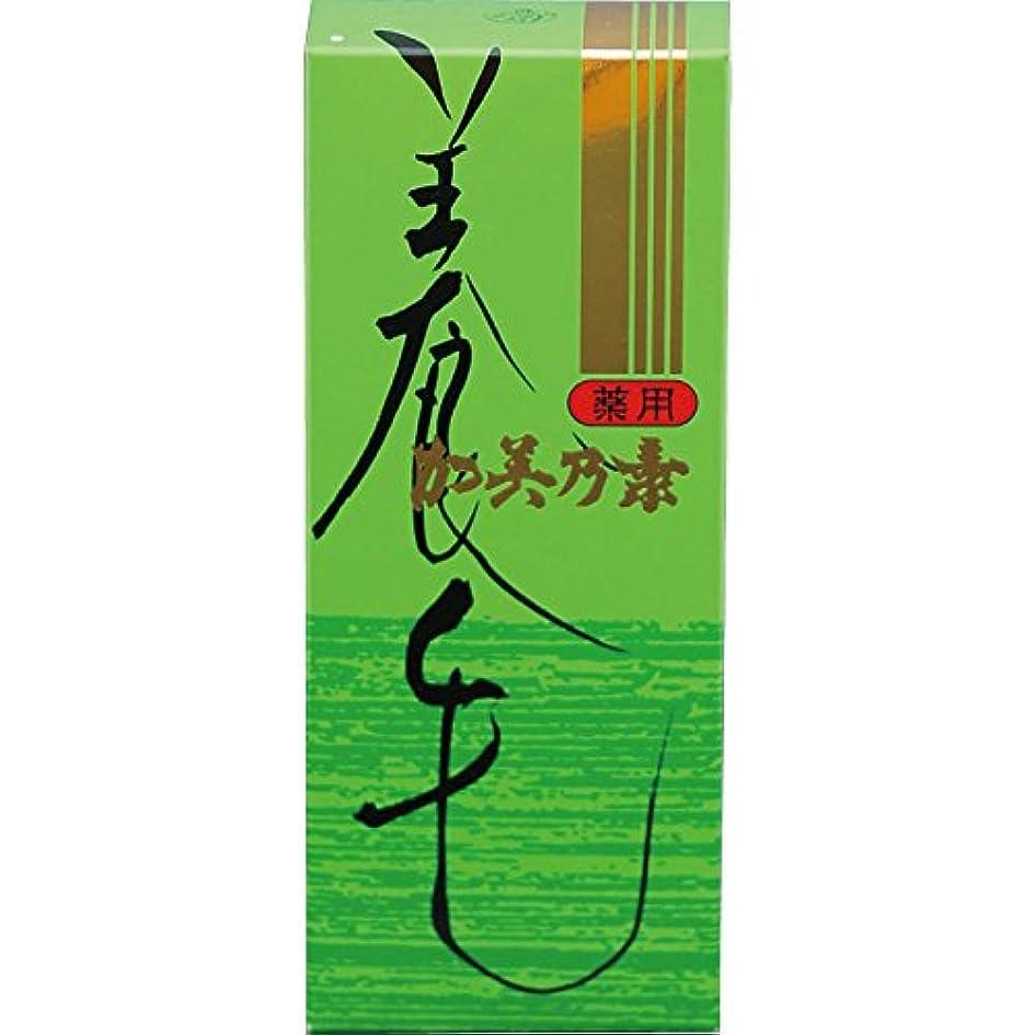 反動真実に抑圧する薬用加美乃素 グリーンフローラルの香り 180mL 【医薬部外品】