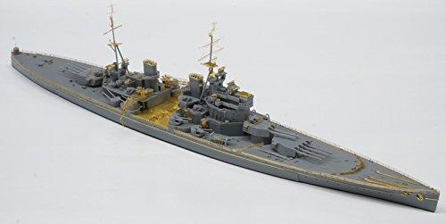 1/700 英海軍戦艦 キング・ジョージV世 基本セット