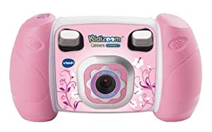 VTech Kidizoom Camera Connect 子供用トイカメラ(MicroSD対応) ピンク [並行輸入品]