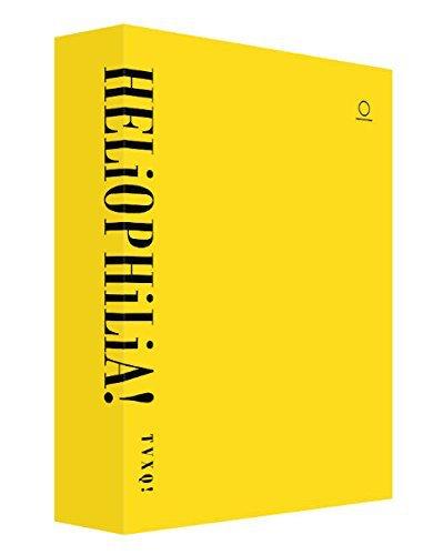HELiOPHiLiA! (BOOK+DVD)
