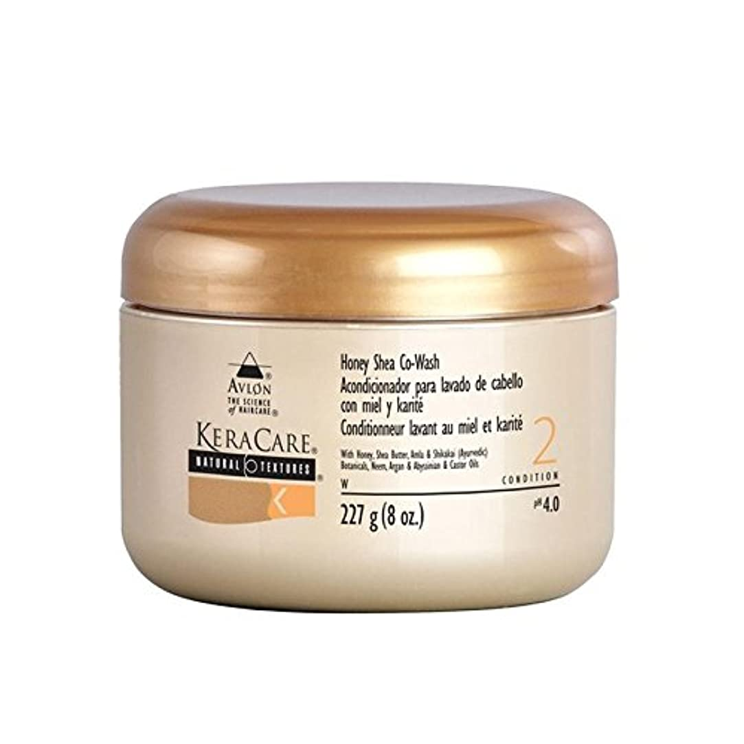 圧倒的応用果てしないKeracare Honey Shea Co-Wash (Pack of 6) - 蜂蜜シアコウォッシュ x6 [並行輸入品]