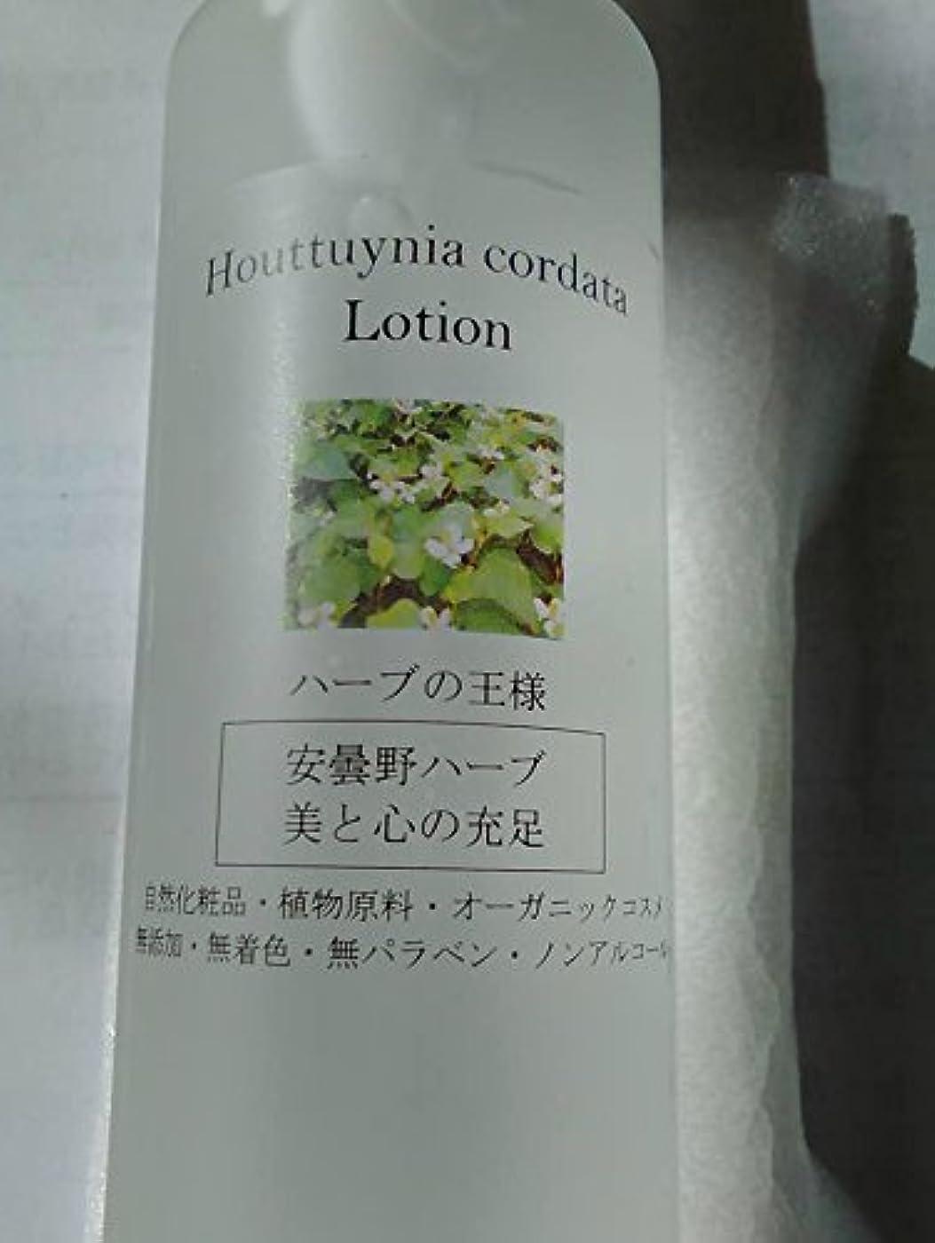 真珠のような敵対的気づく化粧水[Houttuynia cordata Lotion 100ml] 安曇野エコ オリジナル【国産 安曇野産 無農薬どくだみ100%】
