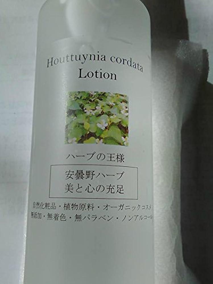 完了アクロバット洞察力のある化粧水[Houttuynia cordata Lotion 100ml] 安曇野エコ オリジナル【国産 安曇野産 無農薬どくだみ100%】