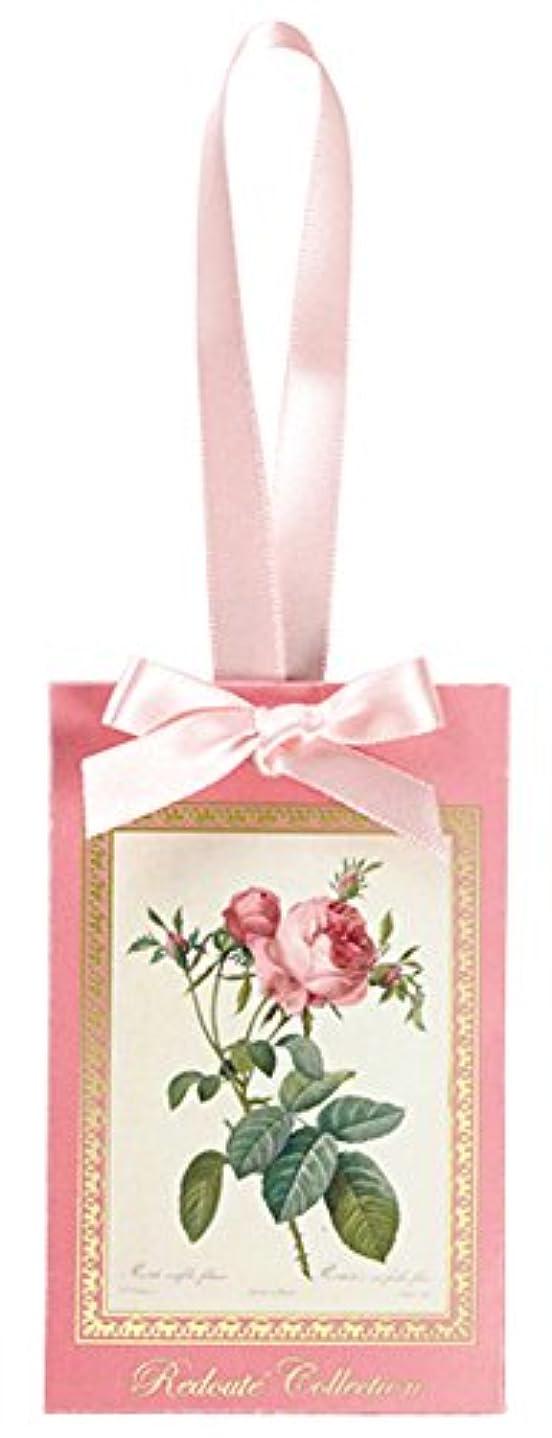 カメヤマキャンドルハウス ルドゥーテ サシェ ピュアローズの香り 芳香期間約1ヶ月