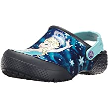 crocs Girls FunLab Frozen Navy