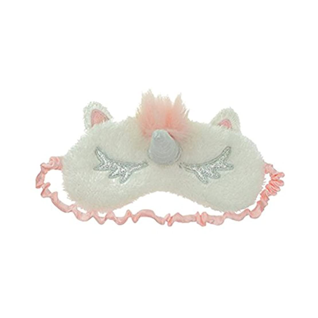 HEALIFTY ユニコーンスリープアイマスクカバーかわいいアイシェイドスリープナップ瞑想用の目隠し
