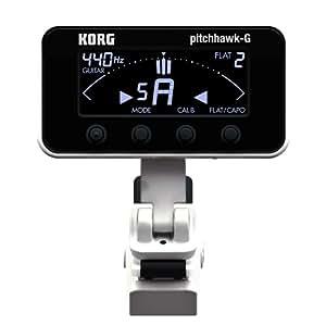 KORG クリップチューナー AW-3G WH PitchHawk-G