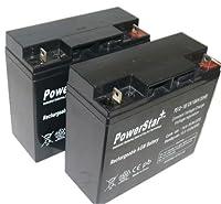 2パック–12V 18Ahバッテリーfor Black & Decker cmm1200刈り機置き換え24V芯入り