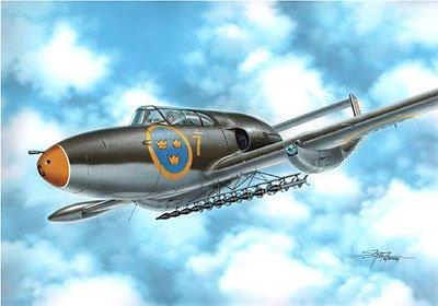 1/72 サーブ A-21R 攻撃機タイプ