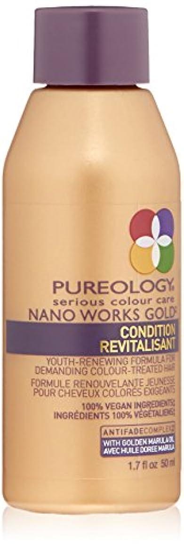レコーダー松明維持Nano Works Gold Conditioner