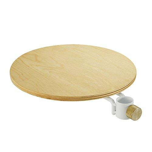 DRAW A LINE 006 Table テーブルA ホワイト 幅23x奥行28x高さ4.1cm 縦専用パーツ 001,002,003対応 D-TA-WH