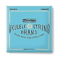 Dunlop DUQ302 Ukulele Strings Concert [並行輸入品]