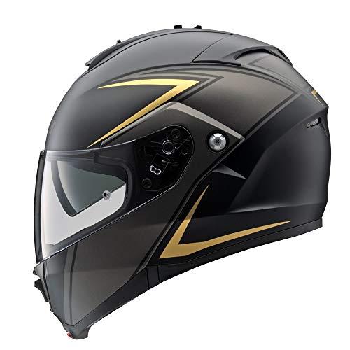 YAMAHA (ヤマハ) バイクヘルメット システム YJ-19 ZENITH サンバイザーモデル GF-04ゴールド 90791-2363L B07HKF7SYC 1枚目