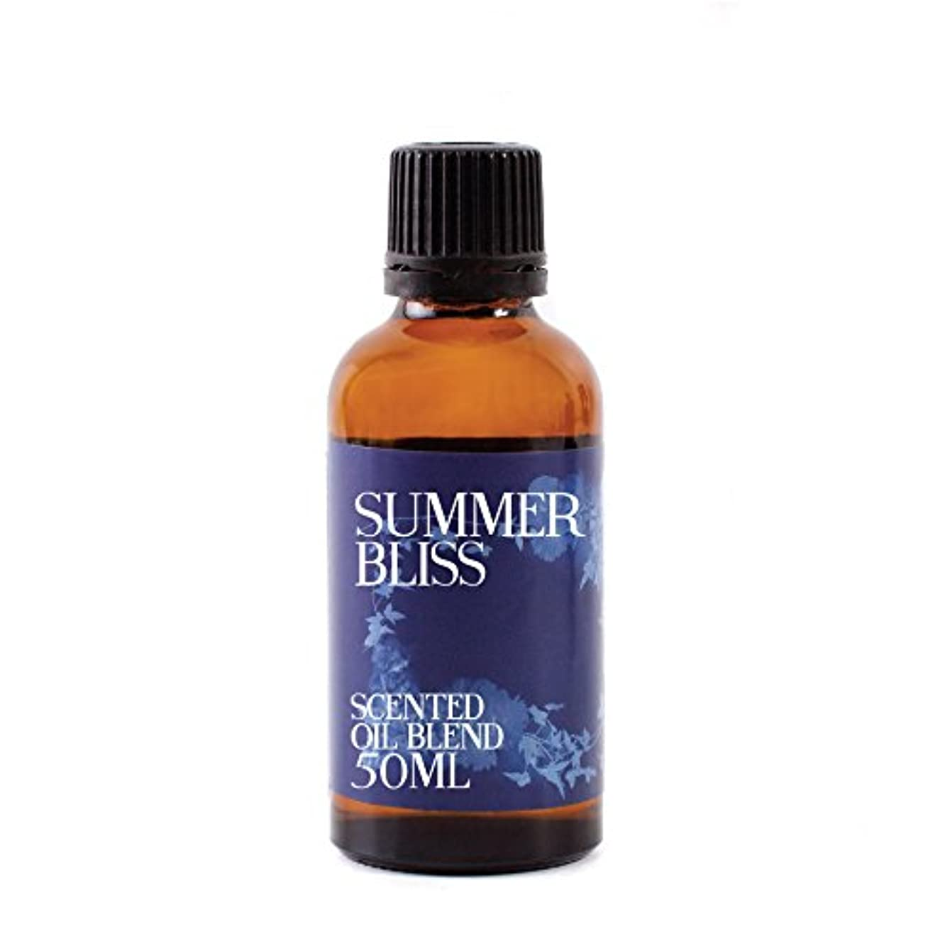 ペフ濃度分解するMystic Moments   Summer Bliss - Scented Oil Blend - 50ml