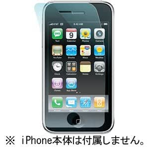 パワーサポート クリスタルフィルムセット for iPhone 3G PPC-01