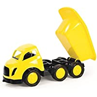 Dolu Children Kids Yellow Maxi Truck Pretend Play Toy by Dolu