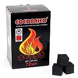 シーシャ 炭 1kg Cocobrico ココナッツチャコール