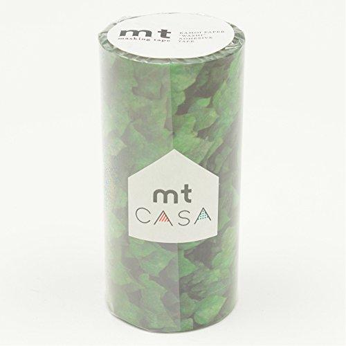 RoomClip商品情報 - カモ井加工紙 マスキングテープ mt CASA 100mm幅×10m巻き ivy MTCAS005