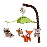 Woodland Tales Musical Mobile by Lambs & Ivy [並行輸入品]